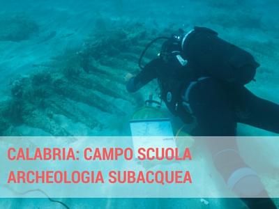 ISDA Travel - campo scuola archeologia subacquea